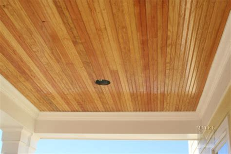 beadboard plywood ceiling houses plans designs