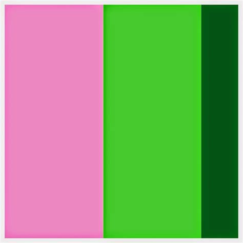 apple green color breathe summer of color week 4 pink apple green and