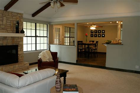 Split Level Style Texas Ranch Style Homes Appraisal Iq