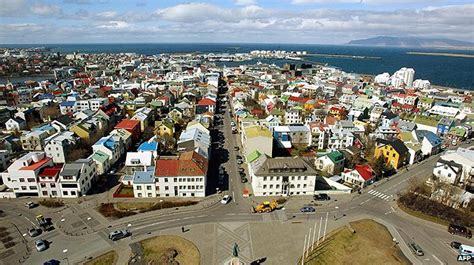 Reykjavik For The Country by Iceland Country Profile Overview News