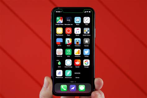 x iphone the way to show the notch on your iphone x bgr