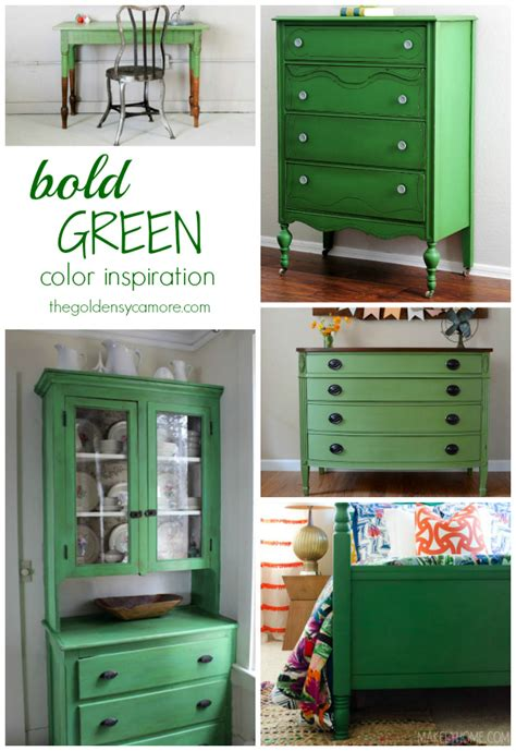 green bedroom furniture going green bold color inspiration thegoldensycamore
