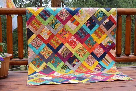 Scrappy Patchwork Quilts - quilt garden horner patchwork scrappy