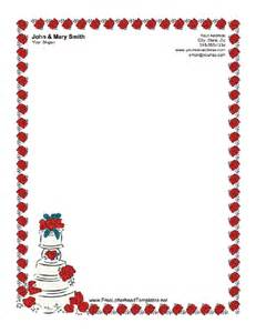 wedding cake templates free church letterhead sles cake ideas and designs