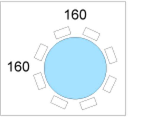sedere rotondo numero posti a sedere di un tavolo arredaclick