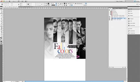 indesign online tutorial indesign tutorial create an interactive magazine for the