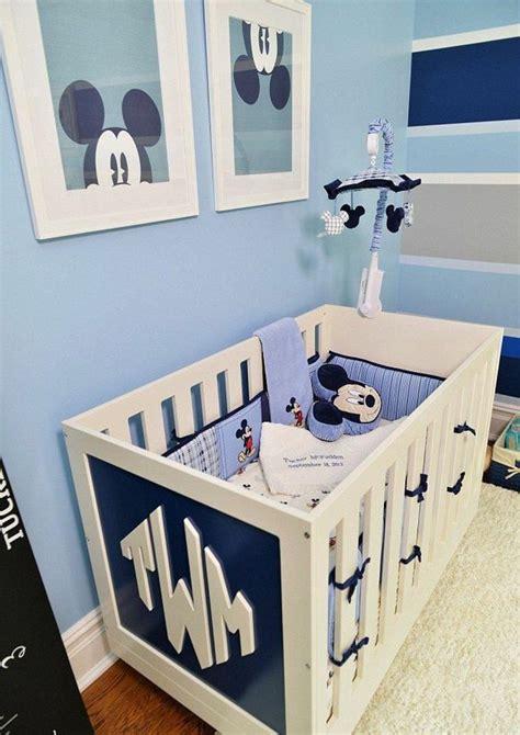 decoracion habitacion mickey mouse decoracion habitacion bebe cincuenta dise 241 os geniales