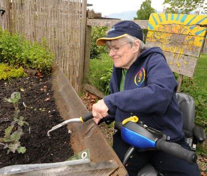 one heart reaching people with disabilities with the love of disabled independent gardeners association vancouver