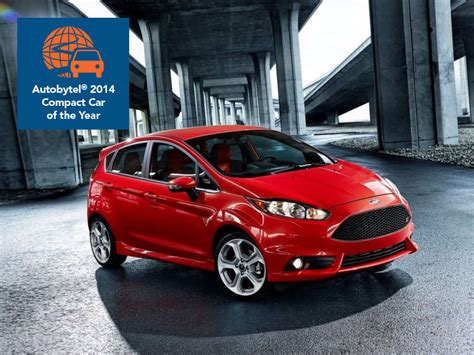 Ford Compact Cars by Autobytel 2014 Compact Car Of The Year Ford St