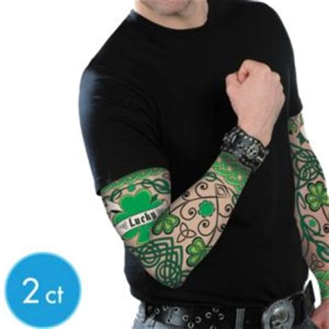 tr sts tattoos st patricks day sleeves 2ct city