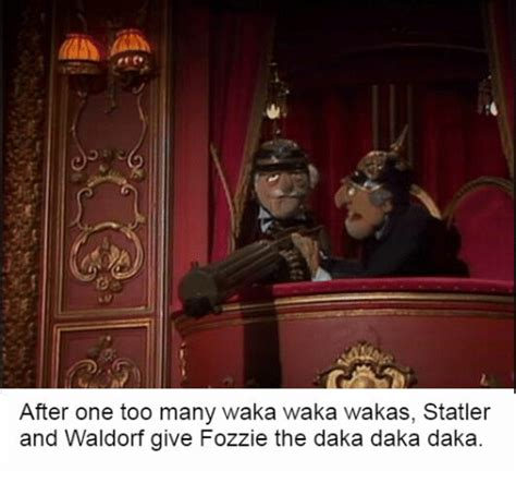 Waldorf And Statler Meme - 25 best memes about statler and waldorf statler and