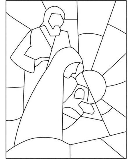 imagenes de hojas otoñales colorear vidrieras de navidad dibujos para colorear