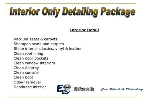 Auto Detailer Description by Jax Mobile Detail Be A Detailer Description Duties And Requirements Intervention