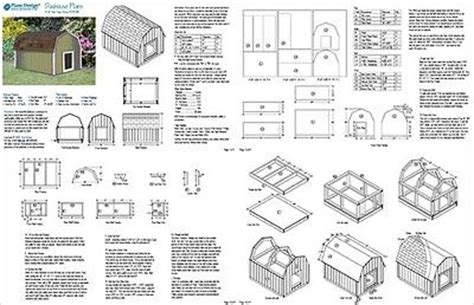barn style dog house large dog house plans gable roof style doghouse 90304g pet size up to 150 lbs 12