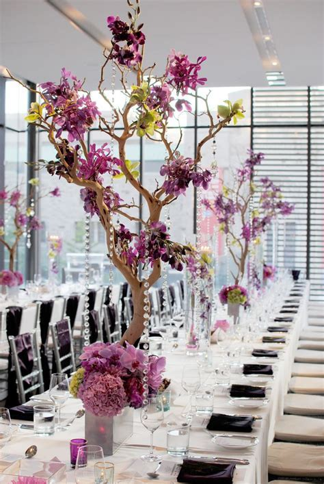 180 best Branch Wedding Centerpieces images on Pinterest