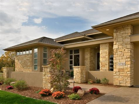 style home plans modern prairie style house floor plans garrison style