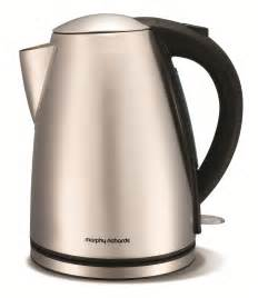 Kettle Brushed Stainless Steel Jug Kettle Kitchen Appliances