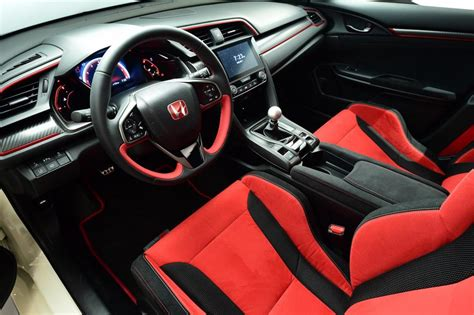 honda civic 2017 type r interior all honda civic type r revealed at geneva 2017