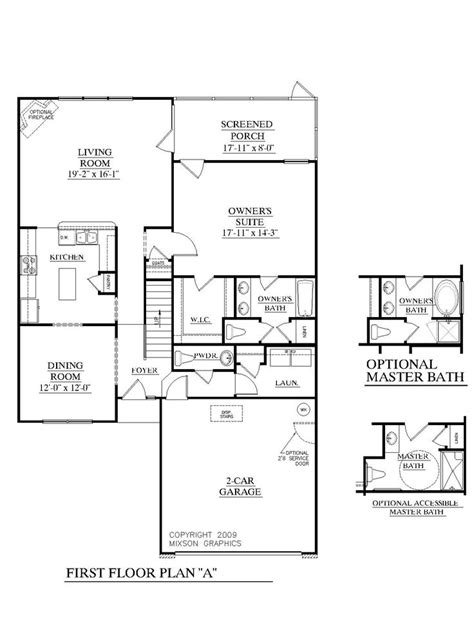empty nest floor plans 69 best images about empty nest house plans on pinterest