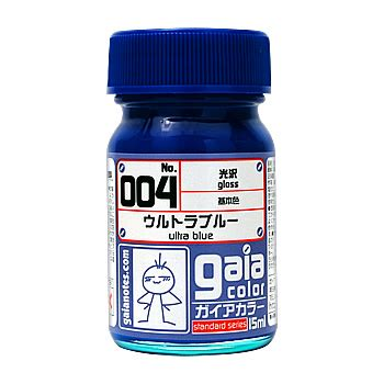 gaia paints 004 ultra blue color gaianotes