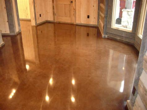 kansas city concrete polishing polished concrete