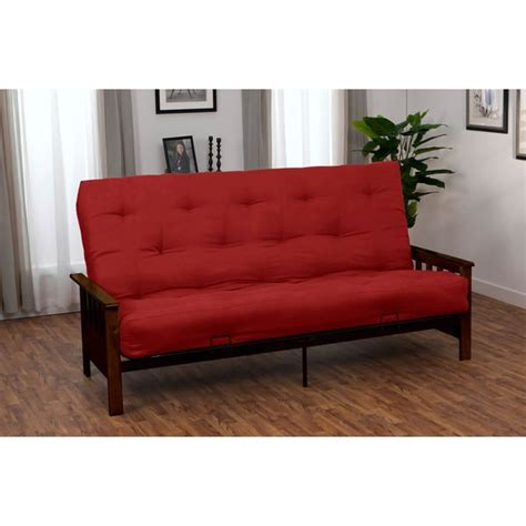 futons queen size provo queen size with inner spring futon sofa sleeper bed