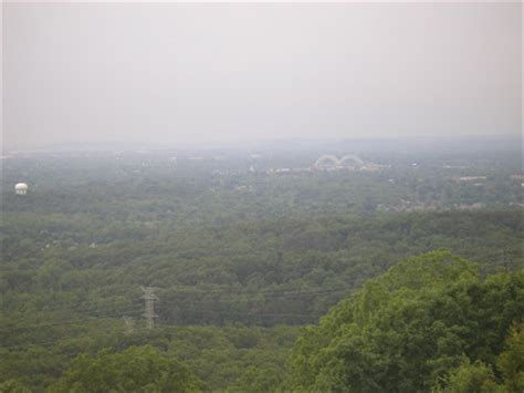 jsh s visual slushpile view from floyds knobs