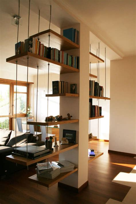 libreria massaro come rendere un pilastro una soluzione d arredo 14 idee