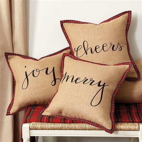 Ballard Designs Pillows holiday script pillow ballard designs