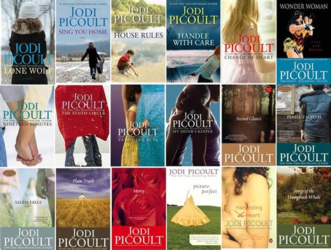 Spotlight Jodi Picoult by Spotlight On Jodi Picoult Jodi Picoult Spotlight And Books