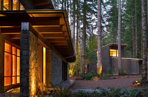 a house among the trees house in the trees preston home washington home e