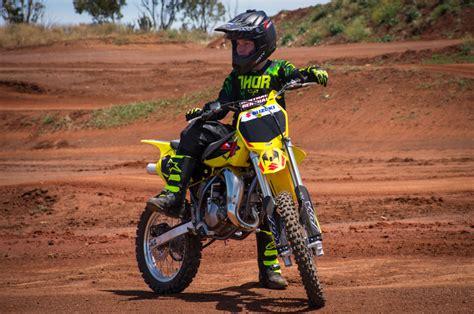 Suzuki Rm 85 Rm85 Small Wheel 2016 187 Motorcycles R Us Pty Ltd