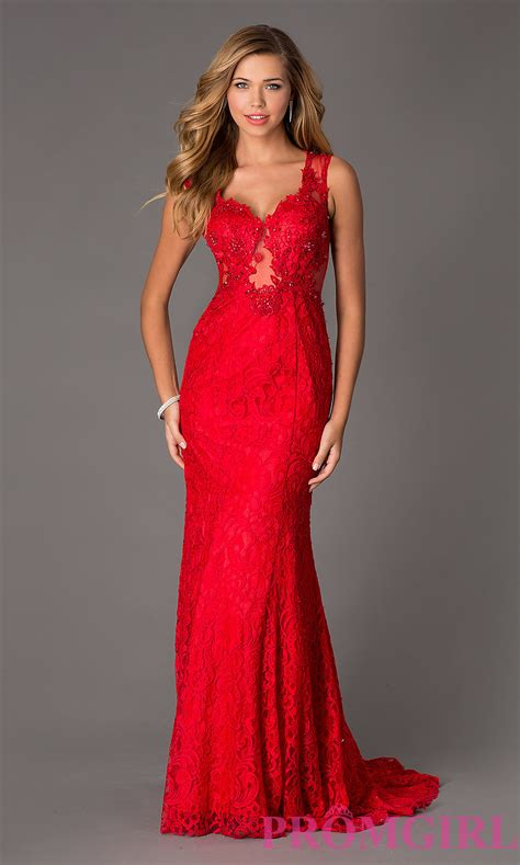 swing evening dress sleeveless lace dress swing prom gown 3020
