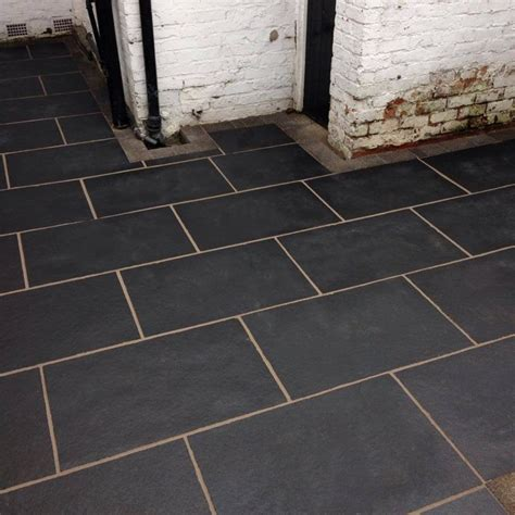 Patio Formation by Black Limestone Patio Search Landscaping And