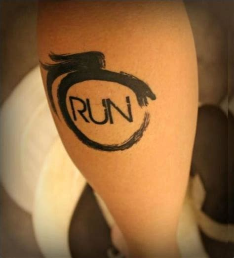 tattoo ink running 31 best images about running tattoos on pinterest