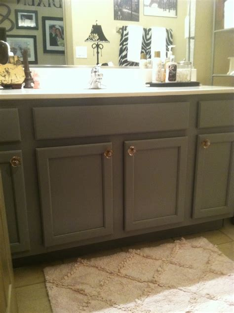 ideas for painting bathroom cabinets how to do a cheap and easy bathroom update anyone can do