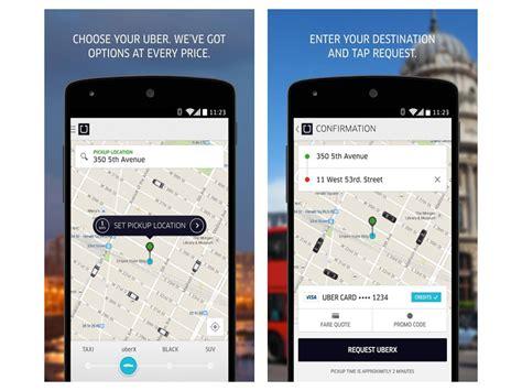 uber android uber aplikacja android pobierz