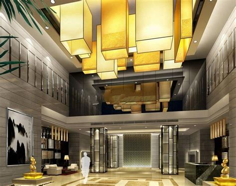 layout of a hotel lobby lobby hotel interior design modern interior design