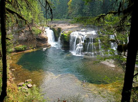 the lower river file lower falls lewis river jpg wikimedia commons