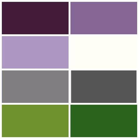 green color schemes plum and green color scheme pictures to pin on