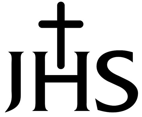 file jhs ihs monogram name jesus svg religion wiki