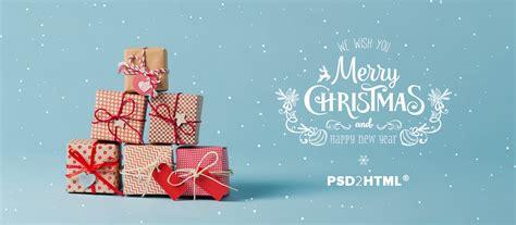 merry christmas  happy  year   psdhtml team blog psdhtml