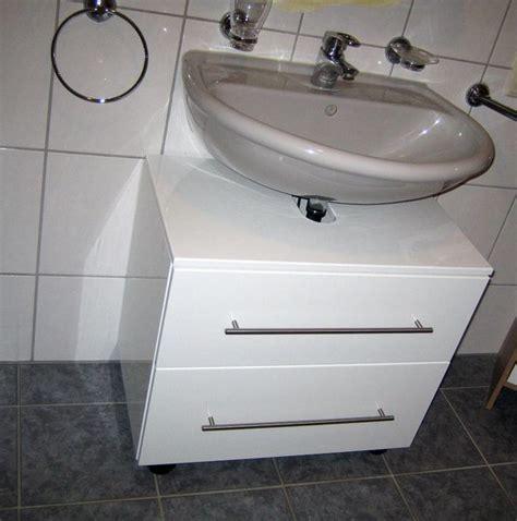 Badezimmer Unterschrank Mit Rollen by Waschbecken Unterschrank 180 S Testparcour