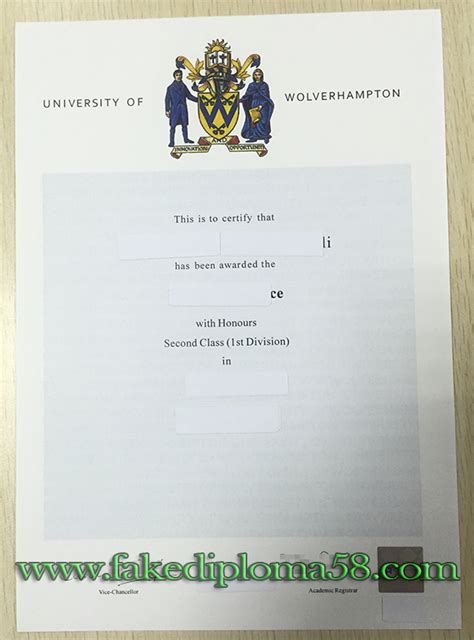 Diploma Mill Mba by Of Wolverhton Degree From Diploma Mill
