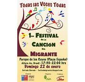 DOMINGO 22 DE ENERO 2012 – 1ER FESTIVAL LA CANCI&211N