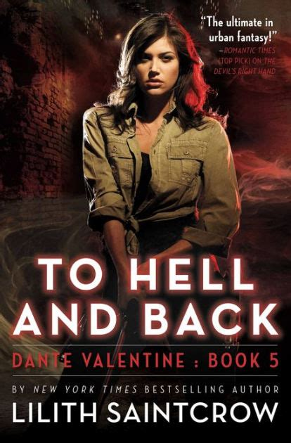 libro to hell and back to hell and back dante valentine series 5 by lilith saintcrow nook book ebook barnes