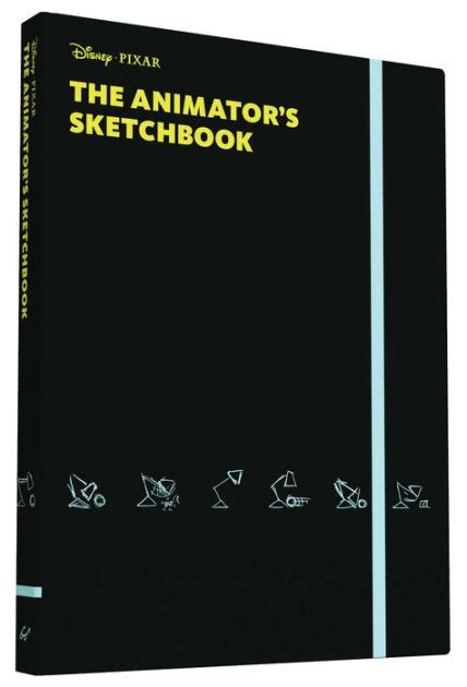 barnes and noble sketchbook the animator s sketchbook by pixar paperback barnes