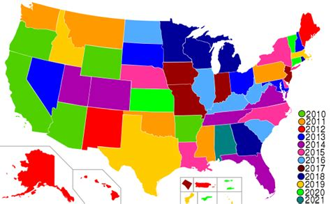 blank us map that can be color coded file national park quarters map svg
