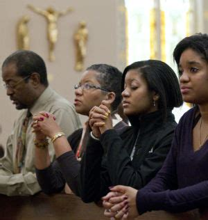 authentically black and truly catholic the rise of black catholicism in the great migration books the holy spirit is among us black catholic congress sends