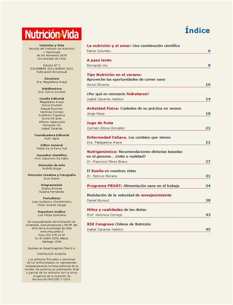 Ruth Fernandez nutrici 243 n y vida 2 by intauchile issuu
